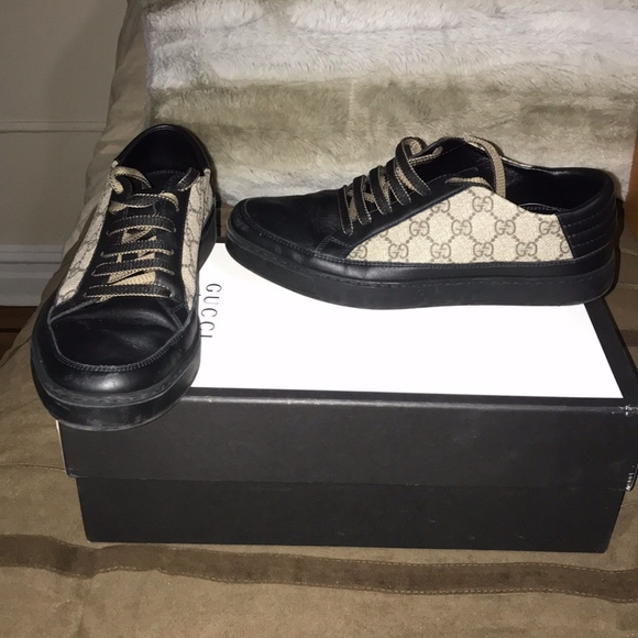 casual shoes online shop available Sale! Gucci GG Supreme Sneaker